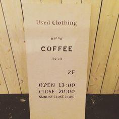 当店はこちらの看板が目印です!blend_coffee_living @BCL_RYO 〒060-0061 札幌市中央区南1条西6丁目第2三谷ビル2F【blend coffee living 】古着屋 北海道札幌 住所 札幌市中央区南1条西6丁目第2三谷ビル2F 東急ハンズの西隣り 1Fにスープカレー屋さんドミニカがあります! お気軽にご来店下さい!