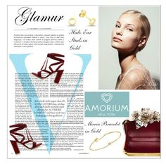 """""""Amorium"""" by water-polo ❤ liked on Polyvore featuring Amorium, Victoria Beckham, Gianvito Rossi, Jimmy Choo, women's clothing, women, female, woman, misses and juniors"""