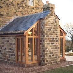 Build an Shed in A Weekend Conservatory Extension, Cottage Extension, Conservatory Decor, Garden Room Extensions, House Extensions, Future House, My House, Oak Framed Extensions, Oak Framed Buildings