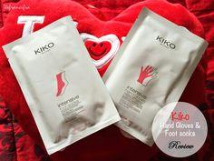Itsfrancifra: Review   Kiko Hand Gloves & Foot Socks