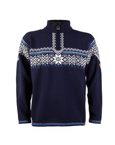 DALE OF NORWAY | Holmenkollen Masculine Sweater | Shop now at Daleofnorway.com