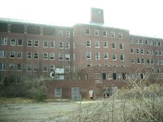 Top ten haunted hospitals/asylums #9 adult building Prince Georges County, Maryland, Glen Dale Hospital