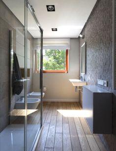 Znalezione obrazy dla zapytania łazienka z oknem