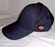 Dickies baseball cap hat regular adjustable_Navy Blue_Mens_Unisex #Dickies #BaseballCap