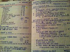 The Bullet Journal - Community - Google+