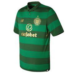 8bd64e0247f New Balance Celtic Away Jersey 17 18 Celtic Soccer