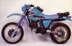 Yamaha Paris Dakar Rally | Die Sonauto Paris - Dakar TÉNÉRÉ s 1983 - 1998 Enduro Vintage, Vintage Bikes, Vintage Motorcycles, Cars And Motorcycles, Yamaha Xt 600, Rally Dakar, Rallye Raid, Motorcycle Rallies, Dual Sport