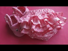 Maisy Daisy Top and Diaper Cover PDF Pattern and Video Tutorial Diaper Cover Pattern, Ruffle Diaper Covers, Sewing Baby Clothes, Baby Sewing, Baby Dress Design, Diy Headband, Beaded Jewelry Patterns, Pattern Making, Toddler Outfits