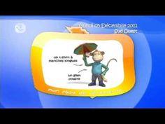La météo de Gulli - YouTube