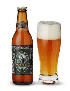 """Golden Ale Brewery:サンクトガーレン ABV:4.8% Type:American Pale Ale Info:シンプルな味わいの中にホップの魅力が凝縮。 グラスから立ち上るオレンジやマスカットを思わせる香り、穏やかで軽快な苦みは""""きれいな味""""という表現がぴったり。"""