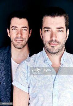 The boys Jonathan Scott, Hgtv Property Brothers, Great Scott, Scott Brothers, Gerard Butler, Eye Candy, Twins, Tv Shows, Celebrities