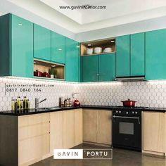 Kitchen Set Minimalis Modern Mewah Terbaru Dapur Minimalis Idaman