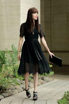 LBD...  #fashionblogger  #steetstyle #fashion #lbd