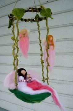 Зворушливі іграшки з повсті by Zuzana Hochman  SKRYNYA.UA — Handmade ярмарок України