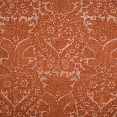 Mehndi Persimmon  Fabric No: 0564605  Swatch No: 34