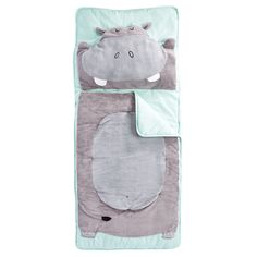 Our kids sleeping bags are as unique as your little one.