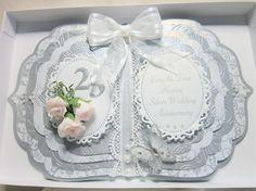 Silver Wedding Book