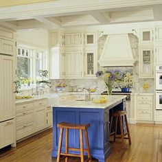 Kitchen Remodeling Budget Guide  - great tips to consider before you start a kitchen remodel - whatever your budget.