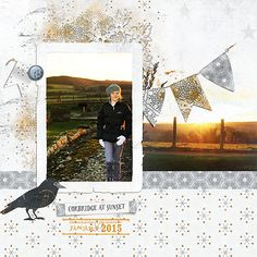 Corbridge.  Created with the Walden Kit by Lynn Grieveson Designs.  Available at The Lily Pad.