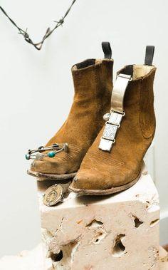 Erin Wasson   Boho Boots