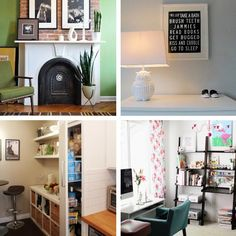Collage of pix - Apartment Therapy