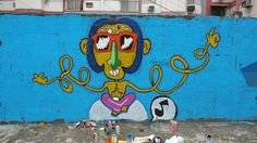 Graffitti outdoor on Behance