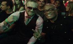 """Anderson Silva elogia Conor McGregor: """"Ele tem provado a que veio"""""""