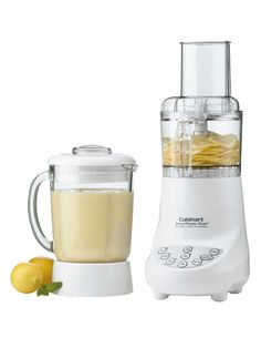 Ever since Cuisinart introduced its revolutionary food processor to the U.S. in 1973, the brand's small kitchen appliances have become a favorite of chefs and passionate home cooks alike. Cuisinart's innovative product range includes coffee makers, food processors, ice cream makers, bakeware, cookware, cutlery, stan