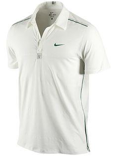 Nike Trophy Federer Lawn Men s Tennis Polo Shirt - Roger Federer 2011  Wimbledon 6b8556bde5dd5