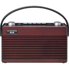 funk and soul saturdays Radios, Roberts Radio, Speakers For Sale, Digital Radio, Wooden Cabinets, Wooden Case, Marshall Speaker, Walkie Talkie, Bluetooth