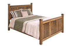 Rustic Pine Wood Bed from DutchCrafters Amish Furniture Shaker Furniture, Amish Furniture, Cheap Furniture, Rustic Furniture, Furniture Making, Living Room Furniture, Home Furniture, Modern Furniture, Antique Furniture
