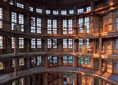 退廃の美。ヨーロッパ各地の息をのむような美しい26の廃墟写真