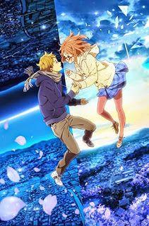 Download Movies, Series and Animes: [Anime] Kyoukai no Kanata Movie: I'll Be Here