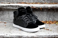 SUPRA Sky Top Luxe Pack - Black | Sneaker | Kith NYC