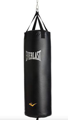 Everlast Nevatear Traditional Heavy Bag Model 4004 for sale online Kick Boxing, Boxing Workout, Karate, Gym Design, Boxing Gloves, Muay Thai, Jiu Jitsu, Mma, Bedroom Ideas