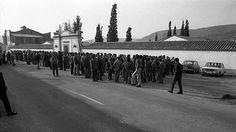 Cardona entierro mineros Barcelona - Foro del Seat 850 - FOTOS ANTIGUAS 850 - Seat 850