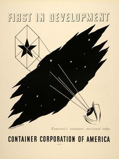 Container Corporation Of America - A. M. Cassandre