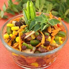 Black Bean Salad by monica