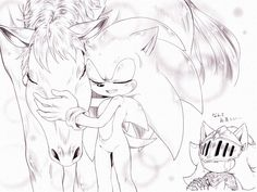 Sonic the hedgehog Sonic And Amy, Sonic And Shadow, Shadow The Hedgehog, Sonic The Hedgehog, Learn To Draw Anime, Sonamy Comic, Sonic Funny, Sonic Mania, Yaoi Hard