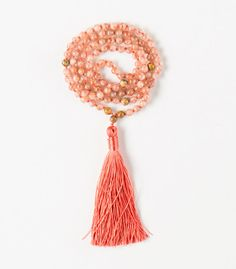108 Sunstone beads Tibetan Buddhist Mala with Palm Fossil  Kundalini Awakening Mala  Sunstone will restore and help take care of your chakras. Stimulates the powers of self-healing, takes care of the nervous system and harmonizes all the organs.  Sunstone beads of 6mm Palm fossil beads of 6mm Mala measures (including tassel): 50cm Tassel measures: 10cm  Handmade product. Each piece is unique and can present slightly differences.  *These products are not intended to diagnose, treat, cure or…