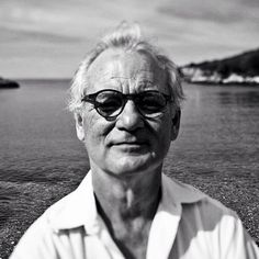 """""""You've gotta get out there and improvise and you've gotta be completely unafraid to die."""" -Bill Murray"""