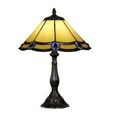 Tiffany Classic Table Lamp in Zinc Alloy