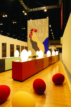 Wake Up with Formica Brand - KBIS 2003