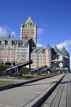 ✯ Chateau Frontenac - Quebec City, Canada