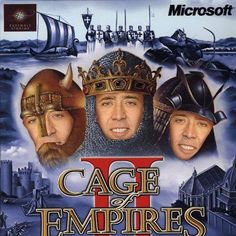 cages of empires
