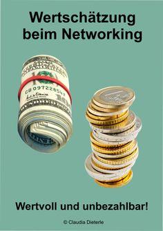#Blog #Wertschätzung beim #Networking Artikel bei ZIELBAR mit Tipps wie man Wertschätzung zeigen kann