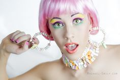 Home - Rachael Emily Photography Candy Art, Portrait Photographers, Candy Girls, Cake, Photography, Sugar, Beauty, Style, Fashion