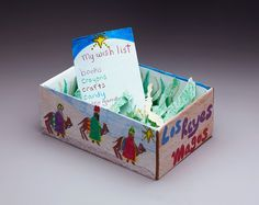 What happens on the 12th day of Christmas? Three kings arrive on camels with candy and gifts. Fill a box with hay (for the camels) and a wish list. Put it under your bed on January 5 and celebrate this delightful Hispanic tradition on the 6th.