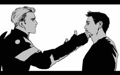 Rogers & Stark- this gif though you know what its based off