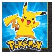 Pokemon Munch Pack for 8 Munch Pack, Pokemon Party Supplies, Beverage Napkins, Party Stores, Tweety, Pikachu, Beverages, Birthday Parties, Packing